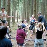 Low ropes elements
